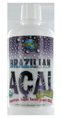 Brazilian Acai Dr Tim S Juices